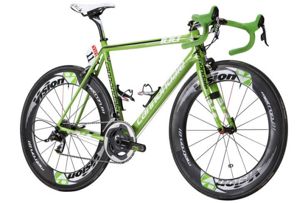 Cannondale Super 6 Evo Sagan Signature 2014 Road Bike