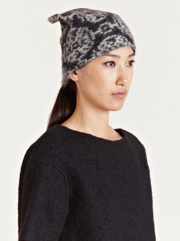 DRIES VAN NOTEN WOMEN'S TINPOT HAT