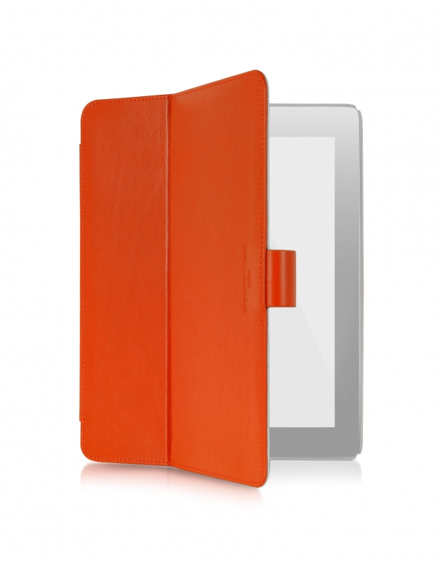 GIORGIO FEDON Genuine Leather iPad Case