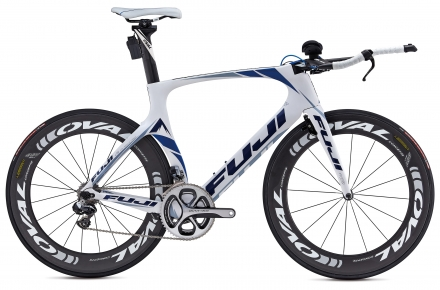 Fuji Norcom Straight 1.1 2014 Triathlon Bike
