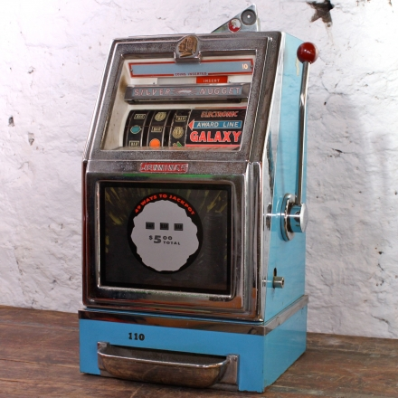 Jennings Galaxy Fruit Machine