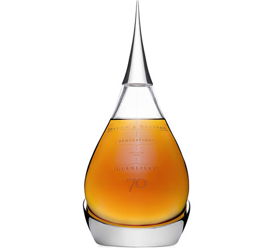 GLENLIVET 70 YEAR OLD WHISKEY