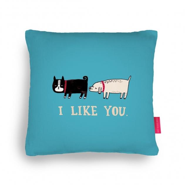 I Like You Cushion