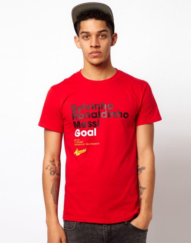 Kempt Barca T-Shirt