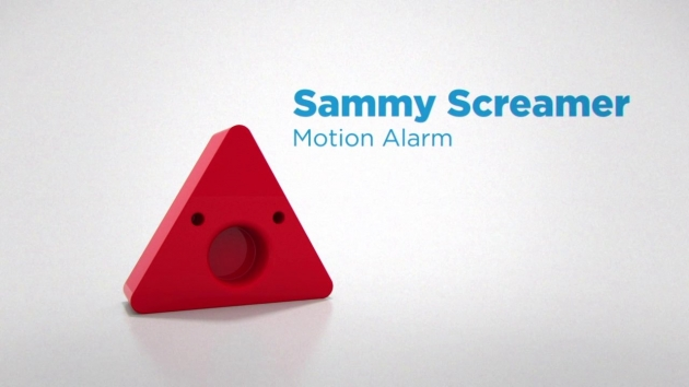 Sammy Screamer Motion Alarm