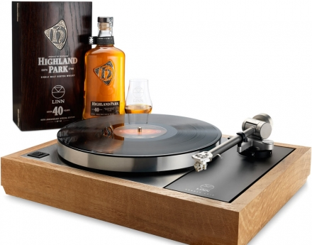 LINN SONDEK 40TH ANNIVERSARY LP12 TURNTABLE