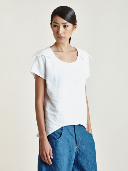 ALEXIS OVERSIZED COTTON T-SHIRT