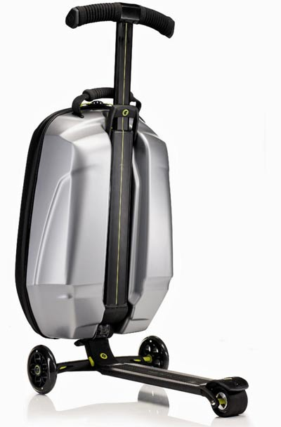 SAMSONITE MICRO SUITCASE SCOOTER