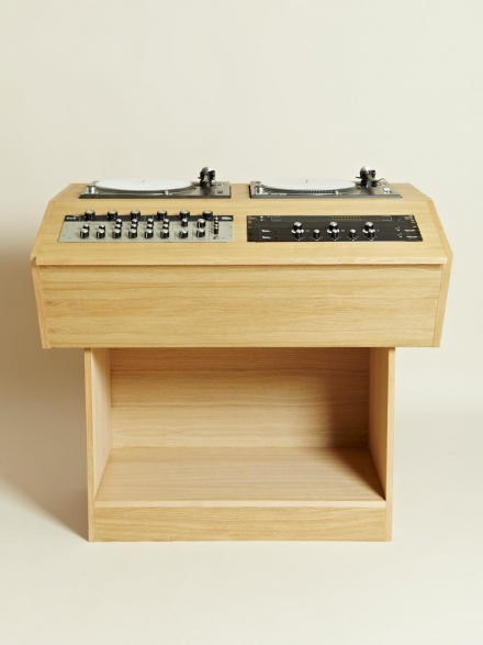 BAD HABITS MADE-TO-ORDER DJ CONSOLE