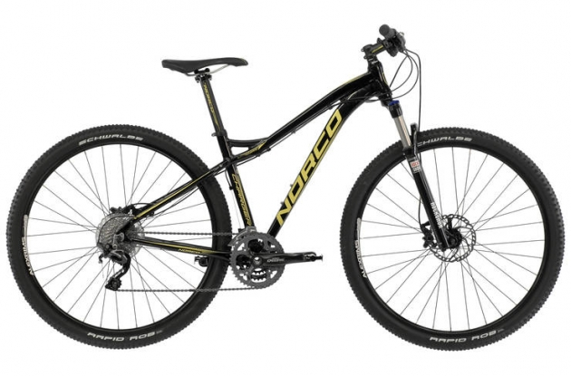 Norco Charger 9.1 2014 Mountain Bike