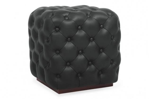 O. Moon Alcide 43 Cube Ottoman