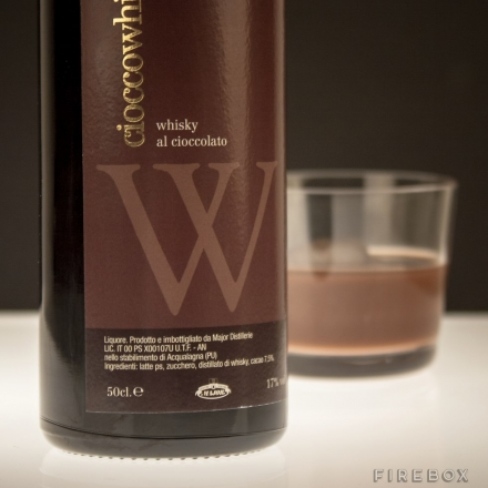 CHOCOLATE WHISKY