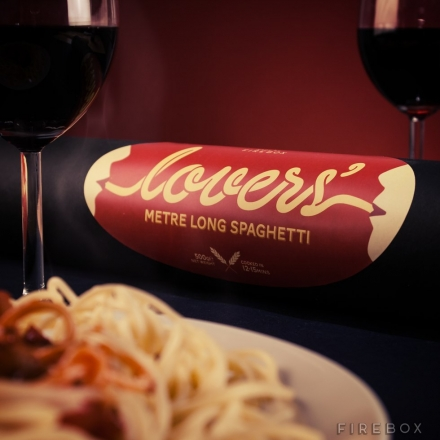 LOVERS' LONG SPAGHETTI