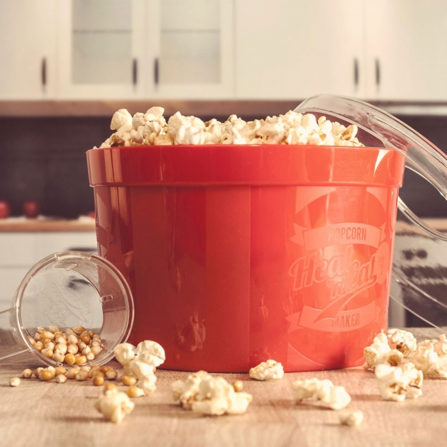 HEAT N EAT POPCORN MAKER