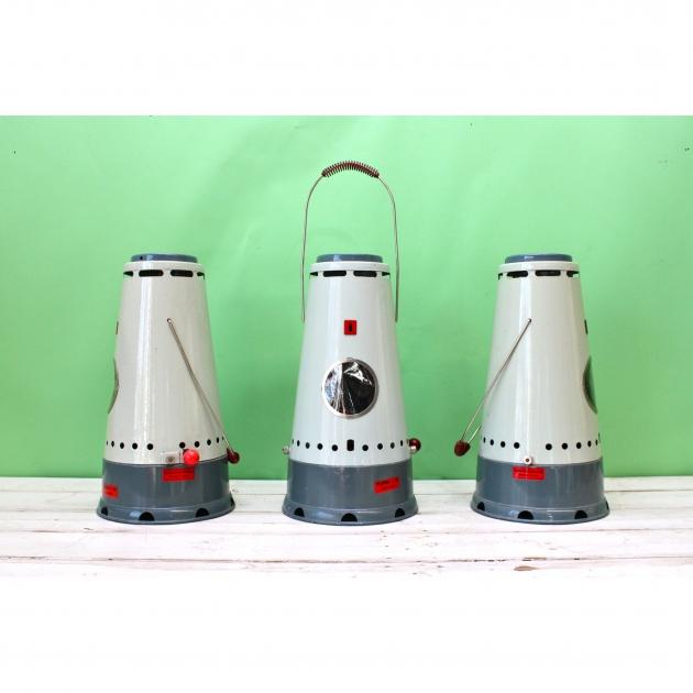 Petrol Fuelled Heaters