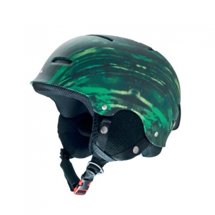 Quiksilver Gravity ZF Ski Helmet – Camo