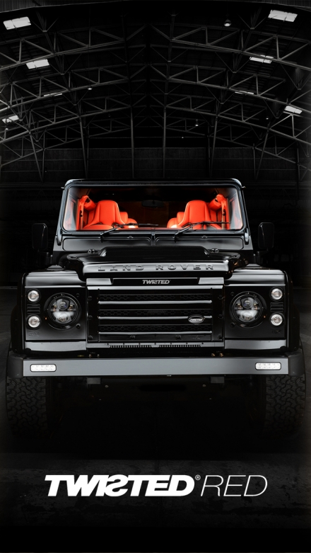 Defender – The Red Edition