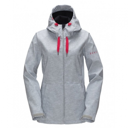 Roxy Valley Hoody Ski Jacket 2 – Heather