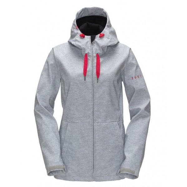 Roxy Valley Hoody Ski Jacket 2 – Heather