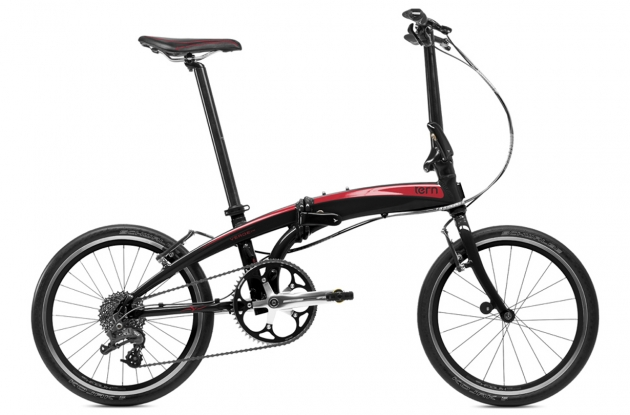 Tern Verge P9 2014 Folding Bike