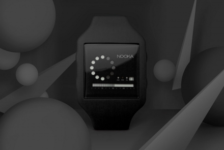 Nooka Zirc Zub 20 Watch