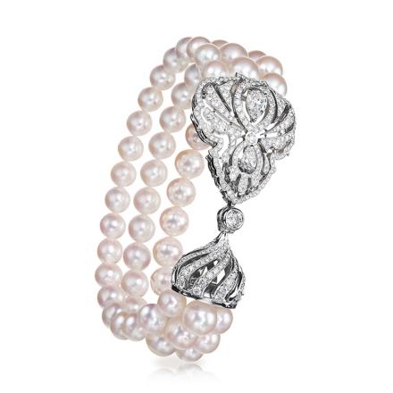 Fabergé – IMPERIAL PEARL BRACELET