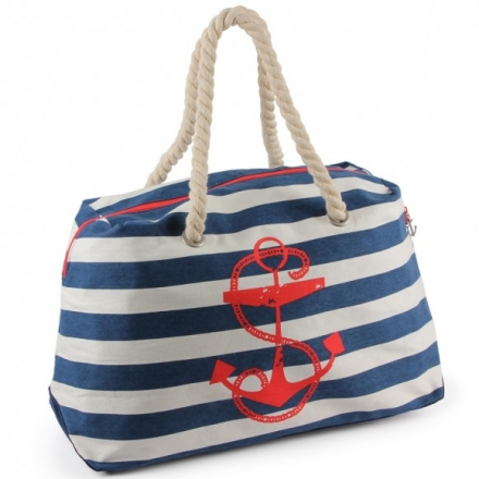 Anchors Ahoy weekend bag
