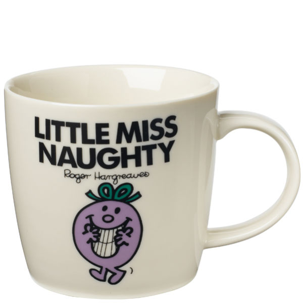 Little Miss Naughty Mug