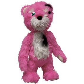 Breaking Bad Plush: Pink Teddy Bear