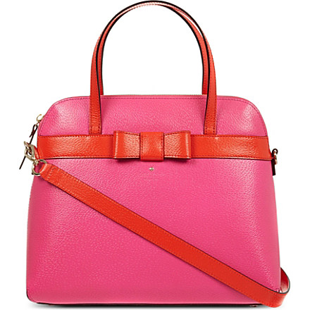 KATE SPADE Maise leather tote