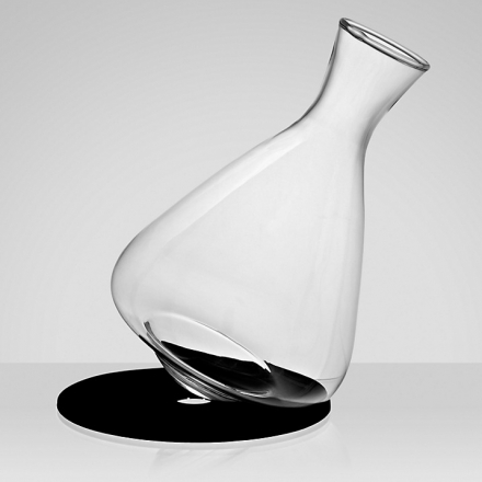 Sagaform Round Bottom Carafe and Tray