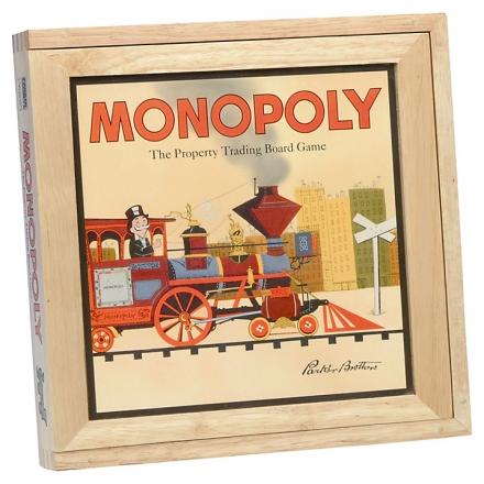 Hasbro Vintage Monopoly Board Game