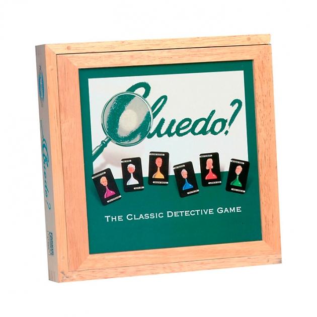 Hasbro Vintage Cluedo Game