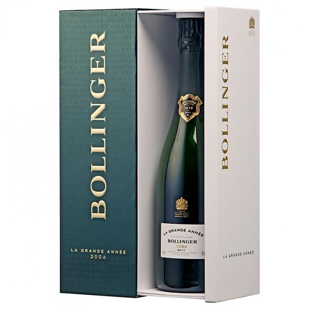 Bollinger La Grande Année 2004 Champagne Gift