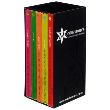 The Chocolate Library Aztec Volume Chocolates
