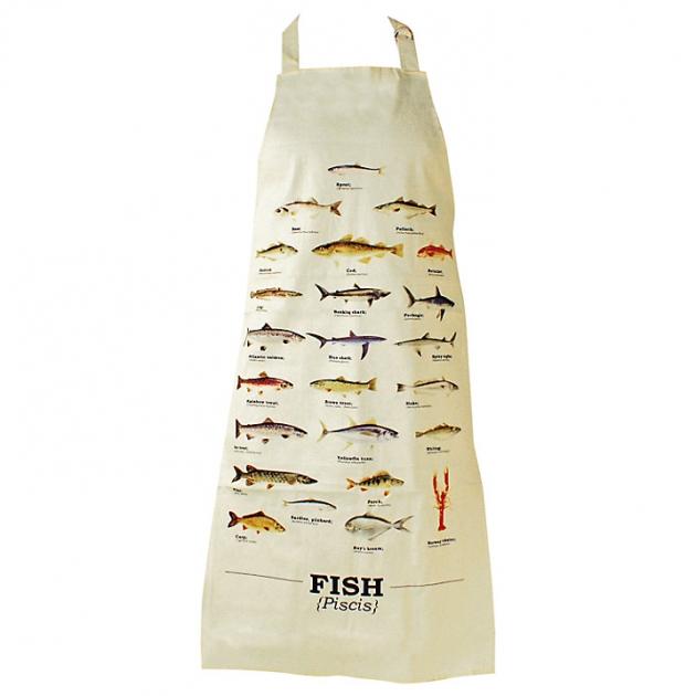 Pisces Fish Apron