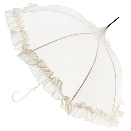 Lisbeth Dahl Ruffle Umbrella