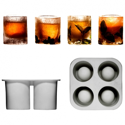 Sagaform Ice Shot Glass Mould