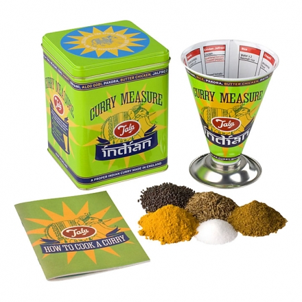 Tala Thali Spice Cooks Measure