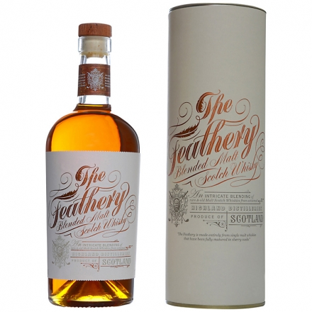 Edinburgh Gin The Feathery Malt Scotch Whisky