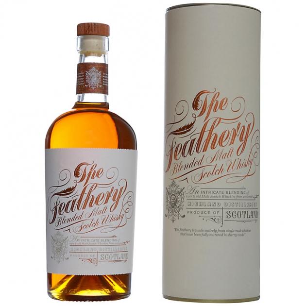 Edinburgh Gin The Feathery Malt Scotch Whisky