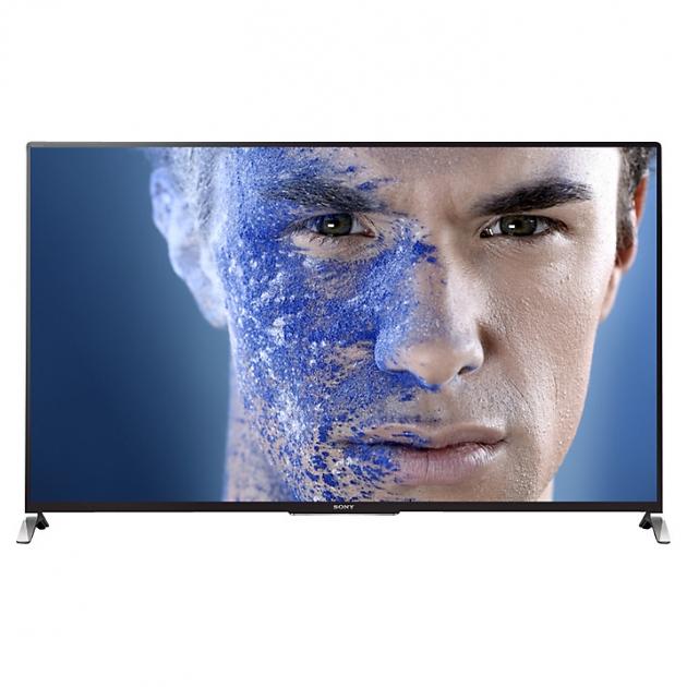 Sony Bravia LED HD 1080p 3D Smart Wedge TV, 55″