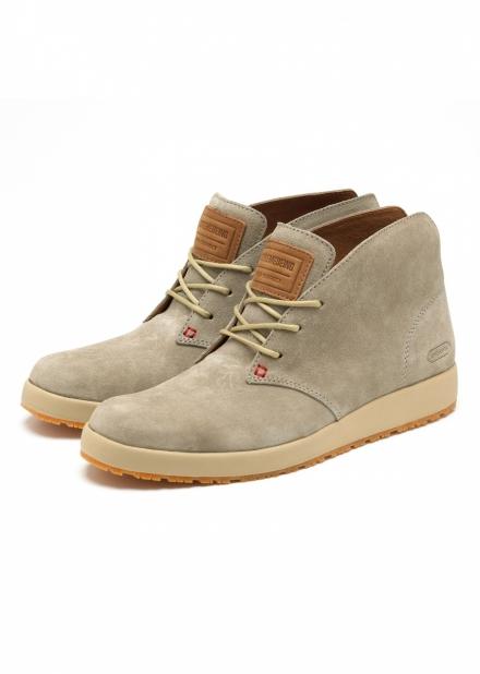 Dash boot drab