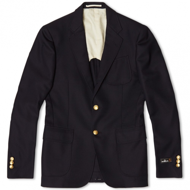 Mr. Bathing Ape 3 Button Blazer