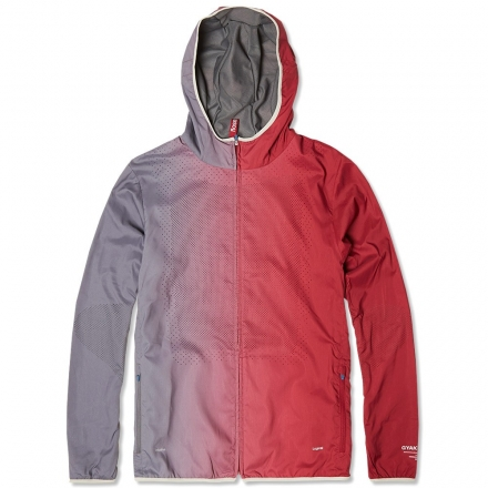Nike x Undercover Gyakusou AS UC Convertible Sweat Map Jacket
