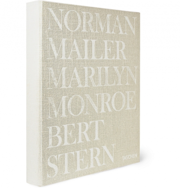 MARILYN MONROE SIGNED HARDCOVER BOOK