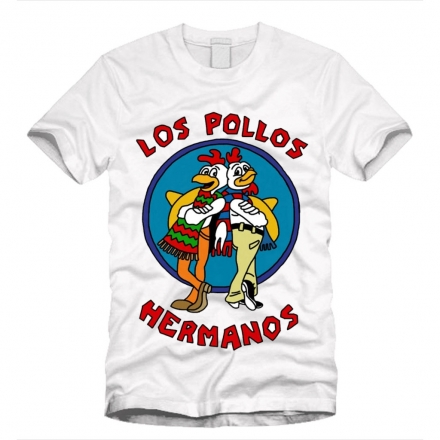 Los Pollos Hermanos Breaking Bad T-Shirt