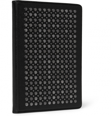 STUDDED LEATHER IPAD MINI COVER