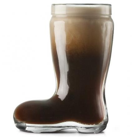 Mini Beer Boot Shot Glasses 1.6oz x 4