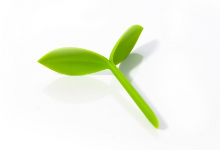 Sprout Book Mark